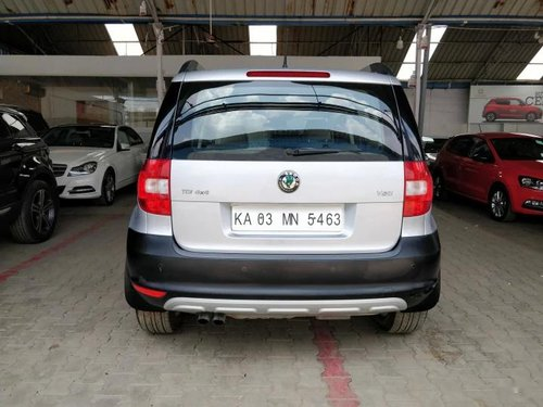 2011 Skoda Yeti Ambition 4WD MT for sale in Bangalore-9