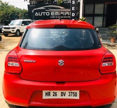 2019 Maruti Suzuki Swift VXI MT for sale in Gurgaon