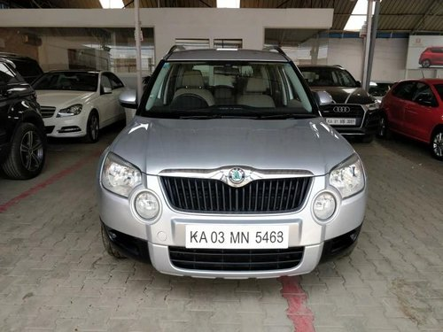 2011 Skoda Yeti Ambition 4WD MT for sale in Bangalore-10