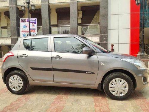 2017 Maruti Swift LXI Option MT for sale in Gurgaon