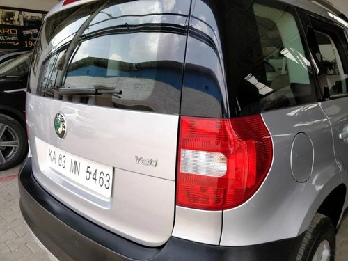 2011 Skoda Yeti Ambition 4WD MT for sale in Bangalore-1