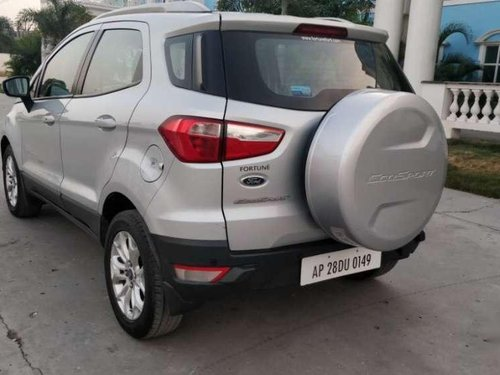 Used Ford EcoSport 2013 MT for sale in Hyderabad