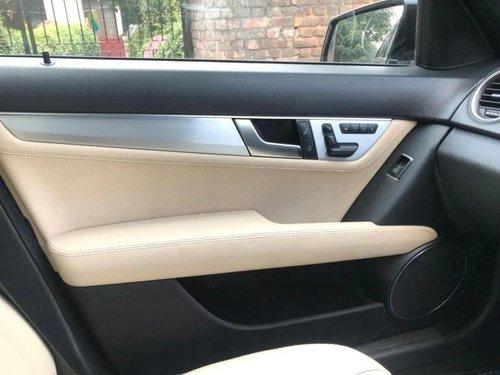 2013 Mercedes Benz C-Class C 220 CDI Elegance AT in New Delhi
