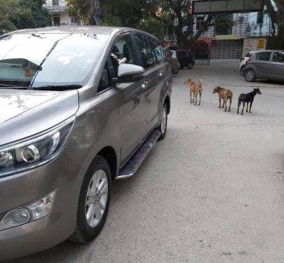 2017 Toyota Innova Crysta 2.4 VX MT for sale in New Delhi
