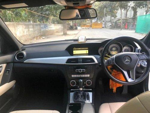 2012 Mercedes Benz C-Class C 220 CDI BE Avantgare AT in New Delhi