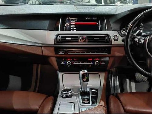 Used 2017 BMW 5 Series AT for sale in Lucknow
