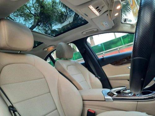 Used Mercedes Benz C-Class C 220 CDI Avantgarde 2016 AT in New Delhi