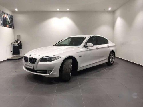 Used 2012 BMW 5 Series 530d AT for sale in Mumbai