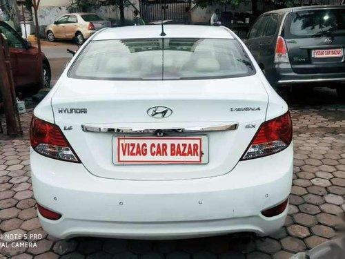Used 2013 Hyundai Verna 1.6 CRDi SX MT for sale in Visakhapatnam