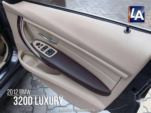 Used BMW 3 Series 320d Lunury Line 2012 AT for sale in Kolkata