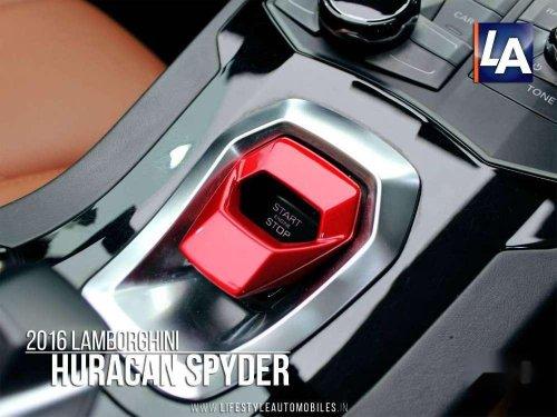 Used Lamborghini Huracan LP 610 4 2016 AT for sale in Kolkata