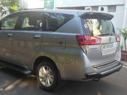 Toyota INNOVA CRYSTA 2.4 V, 2018, Diesel MT for sale in Visakhapatnam