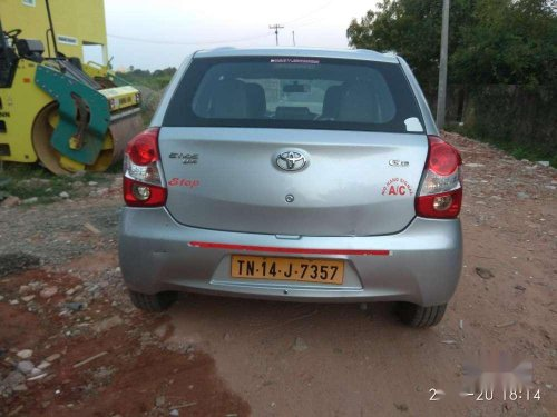 Used 2017 Toyota Etios Liva GD MT for sale in Chennai