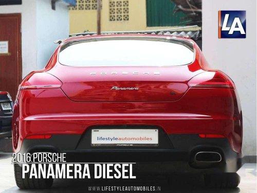 Used Porsche Panamera 2016 AT for sale in Kolkata