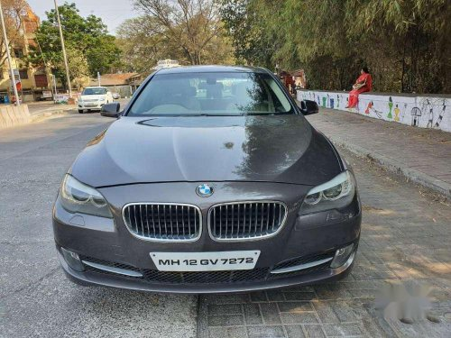 Used 2011 BMW 5 Series AT for sale in Pune