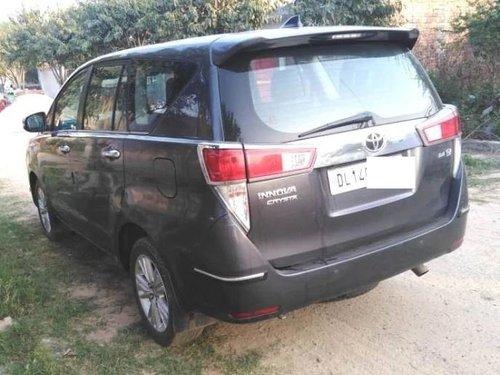 2016 Toyota Innova Crysta 2.4 ZX MT for sale in New Delhi