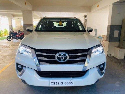 Toyota Fortuner 2.8 4X2 Manual, 2019, Diesel MT in Hyderabad