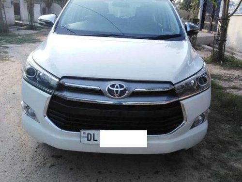 Used 2016 Toyota Innova Crysta 2.7 ZX AT in New Delhi