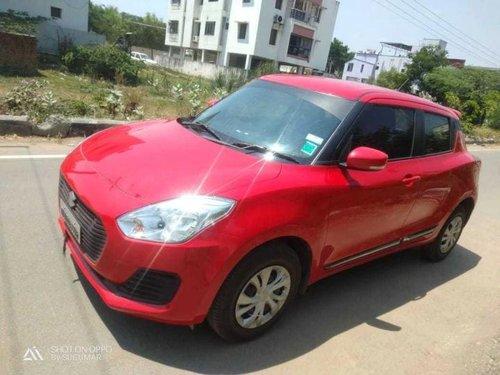Used 2018 Maruti Suzuki Swift VXI MT for sale in Chennai
