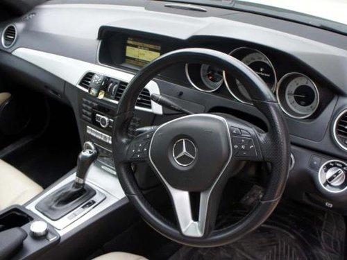 2012 Mercedes Benz C-Class C 220 CDI Elegance AT in New Delhi