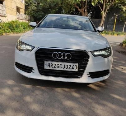 2014 Audi A6 2011-2015 AT for sale in Gurgaon