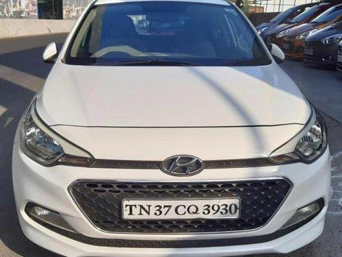 2016 Hyundai Elite i20 Petrol Spotz MT for sale in Chennai