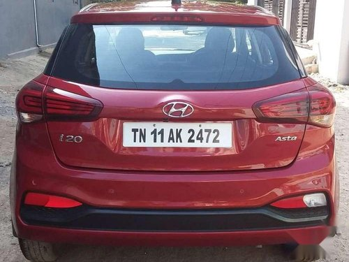 Hyundai Elite I20, 2018, Petrol MT for sale in Chennai