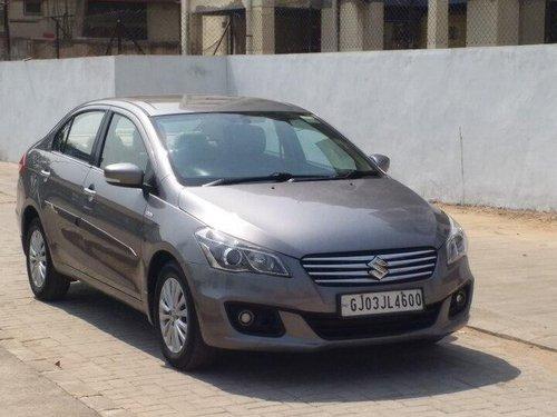 2016 Maruti Ciaz ZDi MT for sale in Ahmedabad