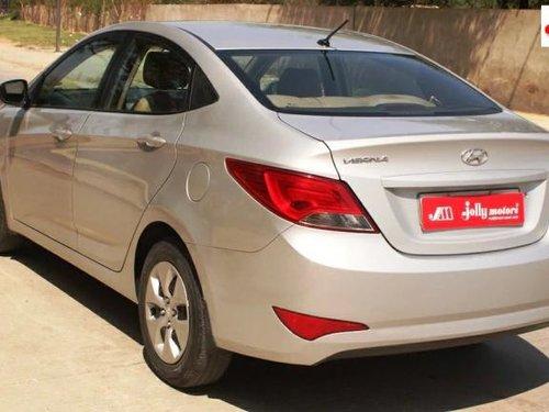 2015 Hyundai Verna 1.4 VTVT MT for sale in Ahmedabad