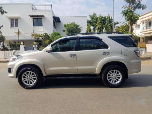 2012 Toyota Fortuner AT for sale in Ahmedabad