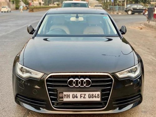 Audi A6 2.0 TDI 2013 AT for sale in Mumbai