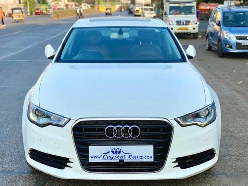 Used 2013 Audi A6 2011-2015 AT for sale in Mumbai