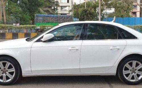 Audi A4 2.0 TDI Multitronic 2010 AT for sale in Mumbai