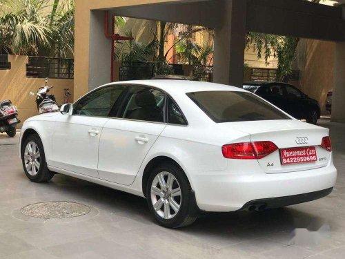 Audi A4 2.0 TDI (177bhp), Premium Plus, 2010, Diesel AT in Mumbai