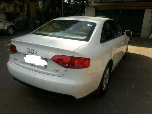 Used Audi A4 1.8 TFSI 2012 MT for sale in Mumbai