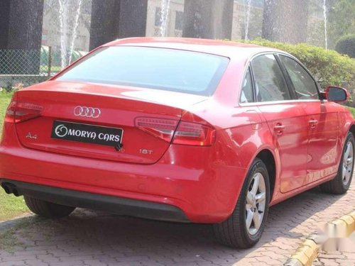 Audi A4 1.8 T Multitronic, 2012, Petrol AT for sale in Mumbai