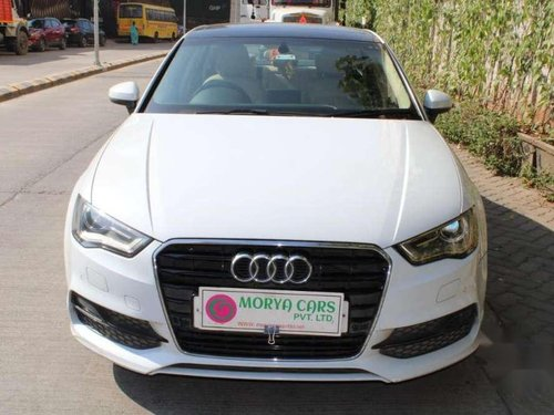 Audi A3 35 TDI Premium + Sunroof, 2016, Diesel AT for sale in Thane