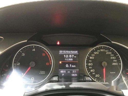 Audi A4 2.0 TDI Multitronic, 2010, Diesel AT in Mumbai