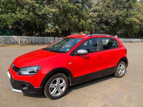 Volkswagen Cross Polo MPI, 2015, Petrol AT for sale in Mumbai