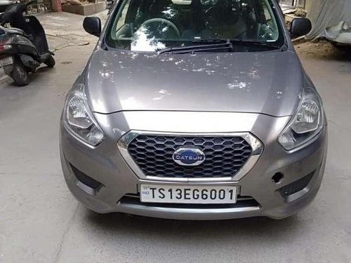 Used Datsun GO Plus D 2016 MT for sale in Hyderabad