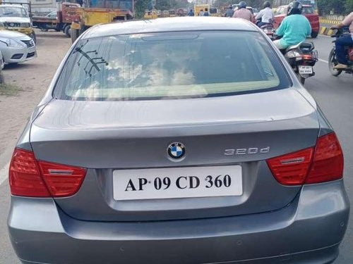 BMW 3 Series 320d, 2011, Diesel AT for sale in Hyderabad