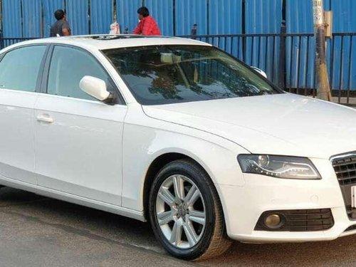 Audi A4 2.0 TDI (143bhp), 2010, Diesel AT for sale in Mumbai