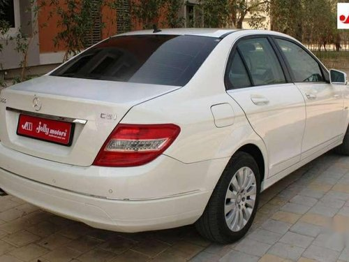 Used Mercedes Benz C-Class 2011 AT for sale in Ahmedabad