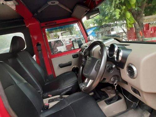 2016 Mahindra Thar CRDI 4x4 for sale in Agra