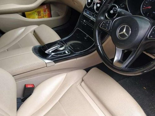 Used 2015 Mercedes Benz C-Class 220 AT for sale in Chennai