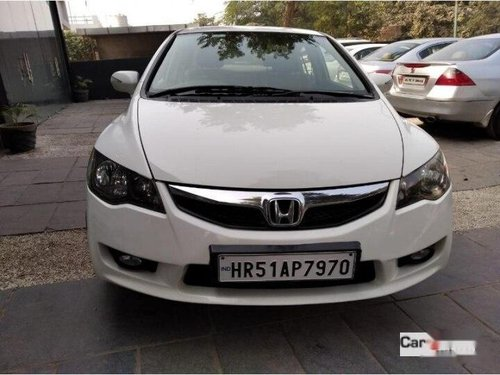 Used 2011 Civic 1.8 V AT  for sale in Faridabad