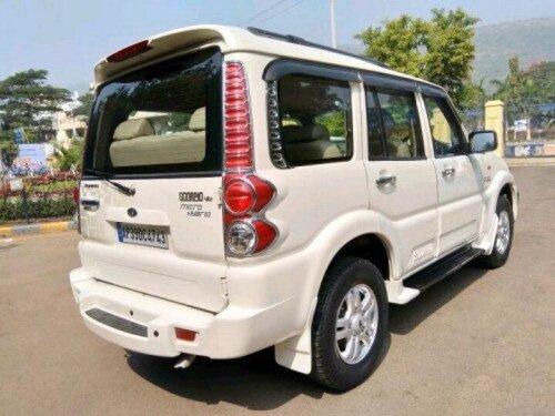 Mahindra Scorpio VLX 4WD AIRBAG BSIV 2013 MT in Visakhapatnam