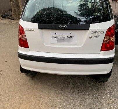 2011 Hyundai Santro Xing GL MT for sale in Bangalore