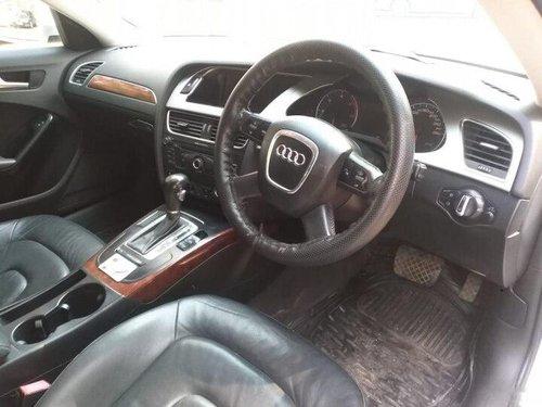 Audi A4 2.0 TDI Multitronic 2009 AT for sale in Mumbai
