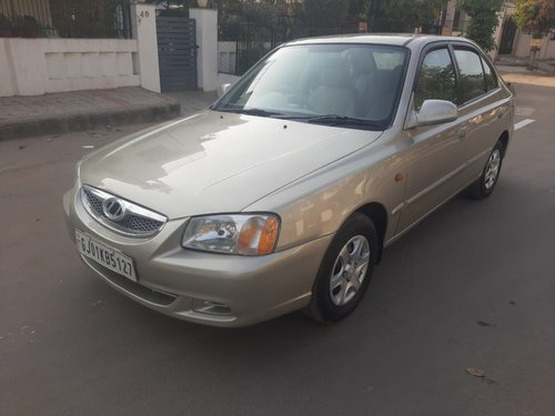 2009 Hyundai Accent Executive CNG for sale in Ahmedabad